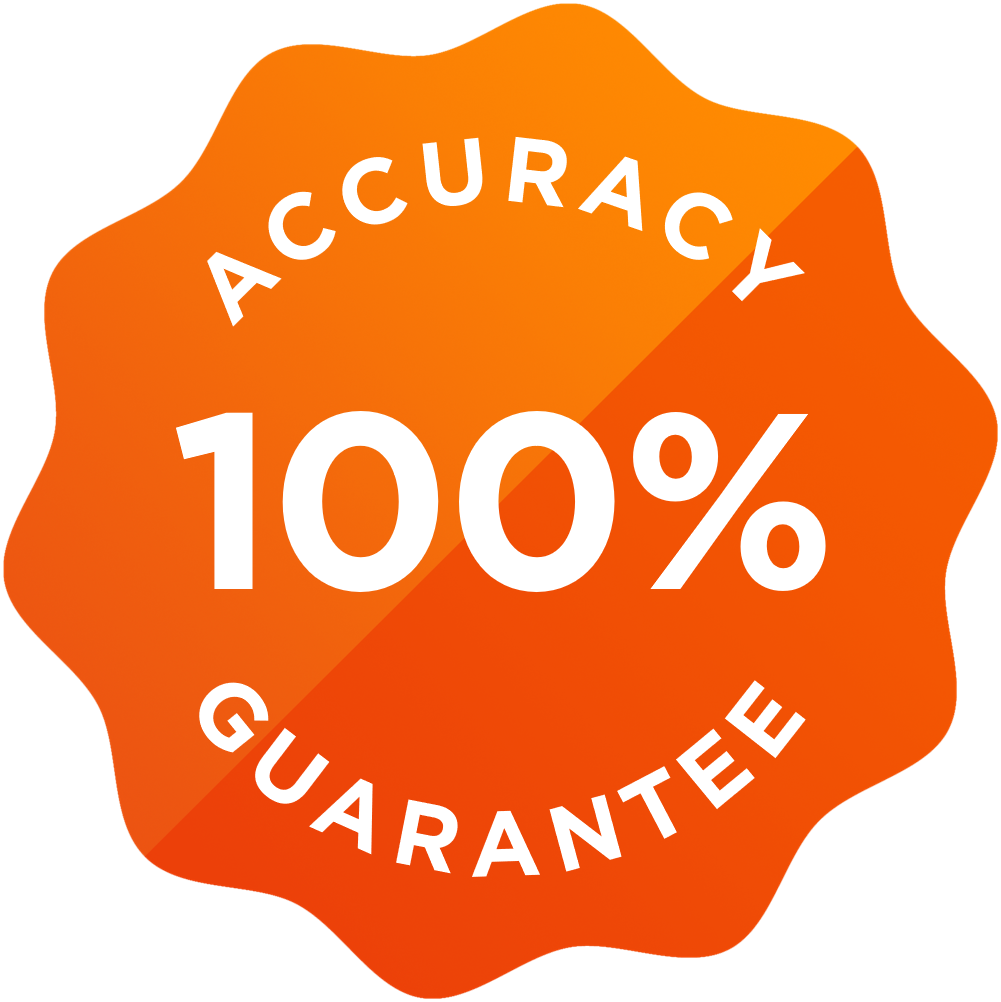 Estimating Database Price Accuracy Guarantee